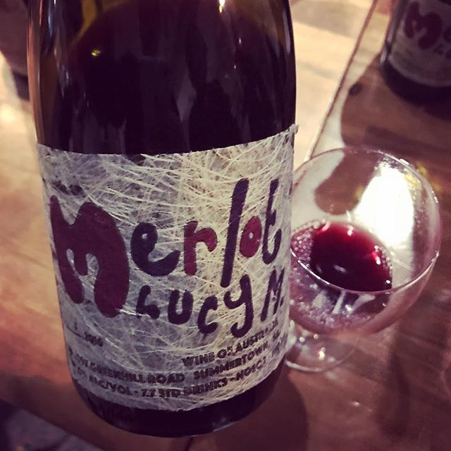 "winy on Instagram: ""Merlot 2016 / Lucy Margaux (Anton van Klopper) - South Australia, Australia (Merlot) メルロー 2016 / ルーシー・マルゴー(アントン・ファン・クロッパー)-…"" (9405)"