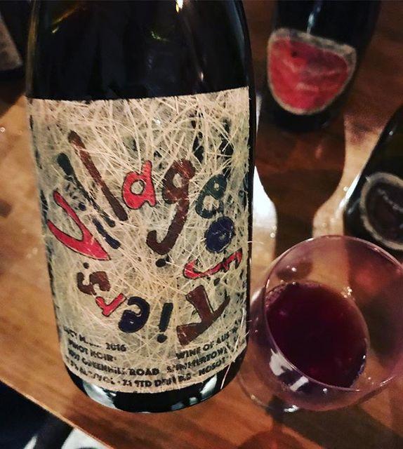 "winy on Instagram: ""Village of Tiers 2016 / Lucy Margaux (Anton van Klopper) - South Australia, Australia (Pinot Noir) ヴィレッジ・オブ・ティアーズ 2016 /…"" (9409)"