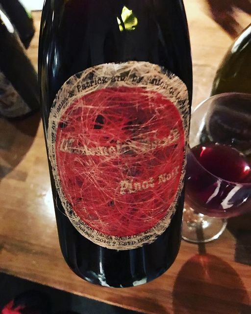 "winy on Instagram: ""Monomeith Estate Pinot Noir 2016 / Lucy Margaux (Anton van Klopper) - South Australia, Australia (Pinot Noir) モノミース・エステート・ピノ・ノワール 2016 /…"" (9411)"