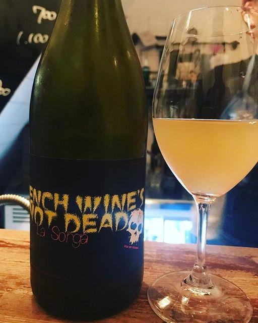 "winy on Instagram: ""French wine's not dead 2013 / La Sorga (Antony Tortul) - Languedoc, France (Terret Blanc 80%, Vermentino 10%, Viognier 10%)…"" (9848)"