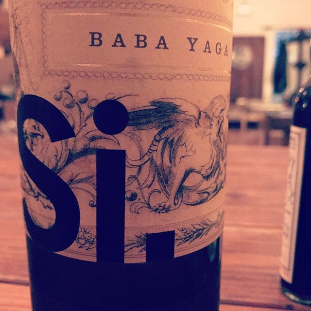 "nadja1963 on Instagram: ""ナジャの飲み物。オレンジワインのようでロゼ。ʕ⁎̯͡⁎ʔ༄・#nadja#sivintners #amagasaki #margaretriver #babayaga 2016#ナチュラルワイン塚口 #阪急塚口 #南塚口 #ナジャ"" (9987)"