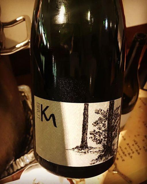 "winy on Instagram: ""Cremant d'Alsace Brut NV magnum / Kumpf et Meyer (Xavier Meyer & Joseph Kumpf) - Alsace, France (Auxerrois 60%, Chardonnay 35%, Pinot Gris…"" (10057)"