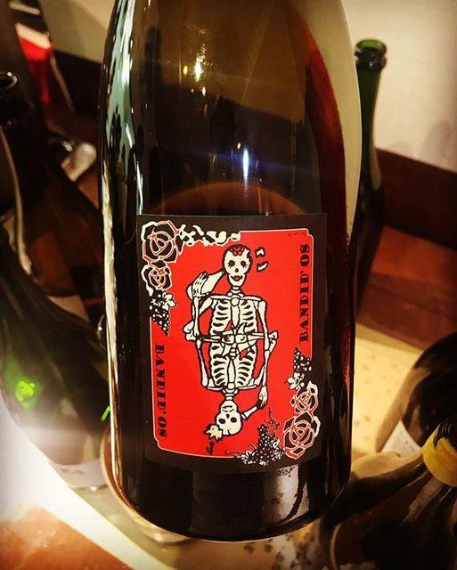 "winy on Instagram: ""Bandid'os 2015 Magnum / Batiste Cousin - Loire, France (Pinot Noir) バンディドス 2015 / バティスト・クザン - フランス、ロワール(ピノ・ノワール) #winy #winytokyo…"" (10072)"