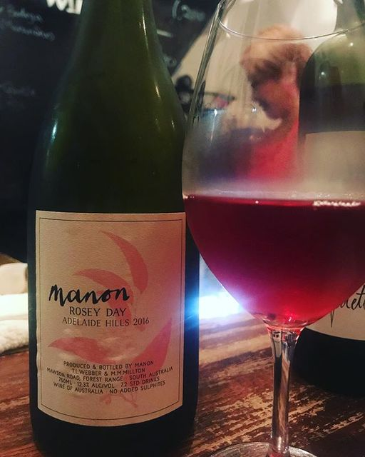 "winy on Instagram: ""Rosey Day 2016 / Manon Wine (Tim Webber) - South Australia, Australia (Nebbiolo, Dolcetto) ロージー・デイ 2016 / マノン・ワインズ(ティム・ウェバー)-…"" (10265)"