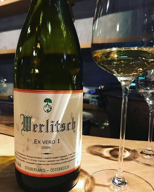 "winy on Instagram: ""Ex Vero I 2006 / Werlitsch (Ewald Tscheppe) - Steiermark, Austria (Sauvignon Blanc, Chardonnay) エックス・ヴェロ I 2006 / ヴェルリッチ(エーヴァルト・チェッペ)-…"" (10613)"