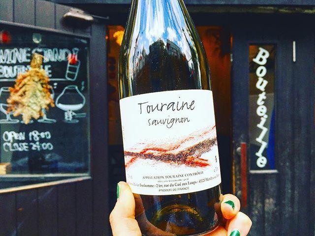 "WINE STAND Bouteille on Instagram: ""6/12 火曜日Openです!  ちょうど雨上がりました😎👍 渋谷です。 ぷらっと1杯お待ちしてます!  Touraine SauvignonBlanc'17/Pierre Olvier  Bonhomme France,Loire  来ました。…"" (10619)"