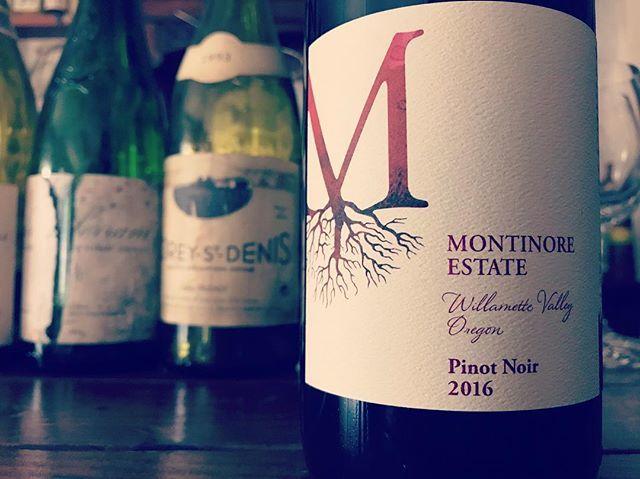 "nadja1963 on Instagram: ""ラシーヌ初の北米ワインの一つ。日々太くなる2016は心を掴む。#montinoreestate #oregonpinotnoir #willamettvalley #amagasaki #阪急塚口 #ラシーヌ#塚口 #ナジャ"" (10665)"
