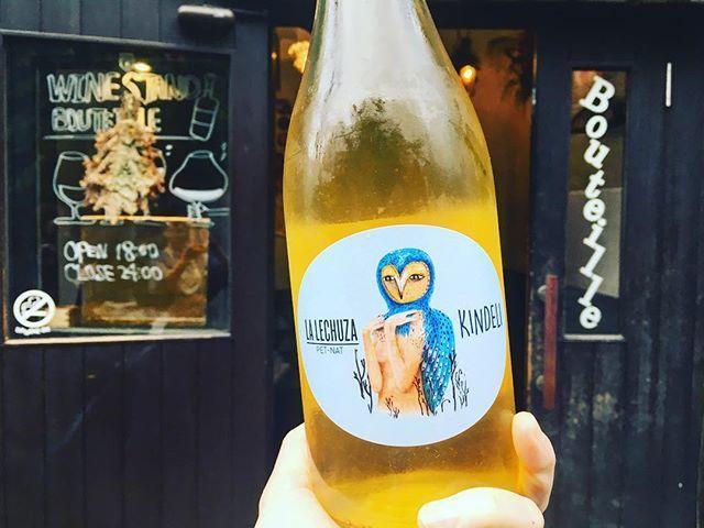 "WINE STAND Bouteille on Instagram: ""6/21 木曜日 Openしてます!  まだ明るいですね🌞 お待ちしております。  La Lechuza Riesling'17/ Kindeli wines NewZealand,nelson  リースリングのペットナット。 この時期最高です。…"" (10706)"