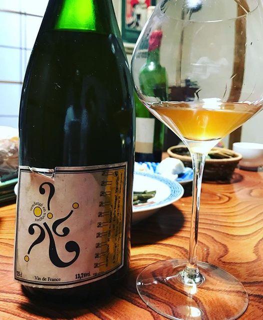 "winy on Instagram: ""Blanc P CH 2010 /Pierre Beauger - Auvergne, France (Chardonnay) ブラン・ペー・セー・アッシュ 2010 / ピエール・ボージェ - フランス、オーヴェルニュ(シャルドネ) #winy #winytokyo…"" (10727)"