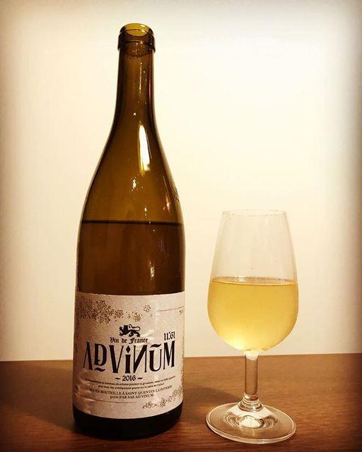 winyさんはInstagramを利用しています:「11.61 Blanc 2016 / Ad Vinum (Sebastian Chatillon) - Rhone, France (Vermentino 10%, Sauvignon Blanc 10%, Roussanne 10%, Grenache Blanc 10%,…」 (11016)