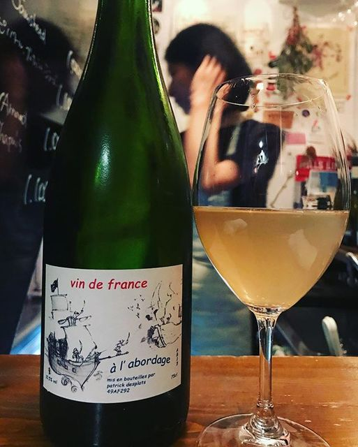 winyさんはInstagramを利用しています:「l'abordage 2015 / Patrick Desplats - Loire, France (Sauvignon Blanc, Chenin Blanc, Chardonnay) ラボルダージュ 2015 / パトリック・デプラ -…」 (11048)