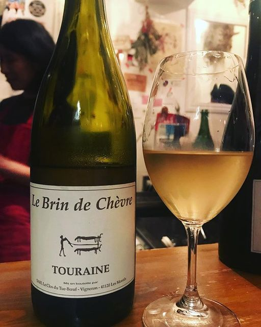 winyさんはInstagramを利用しています:「Touraine Le Brin de Chèvre 2016 / Le Clos du Tue-Bœuf (Jean-Marie & Thierry Puzelat) - Loire, France (Menu Pineau) トゥーレーヌ・ル・ブラン・ド・シェーヴル…」 (11258)