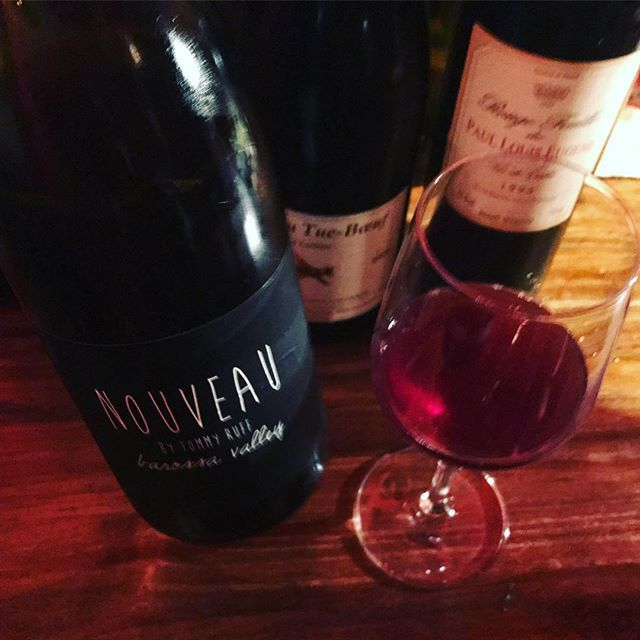 "winy on Instagram: ""Nouveau 2015 / Shobbrook Wines (Tom Shobbrook) - South Australia (Mourvedre) ヌーヴォー 2015 / ショブルック・ワインズ(トム・ショブルック)-…"" (11293)"