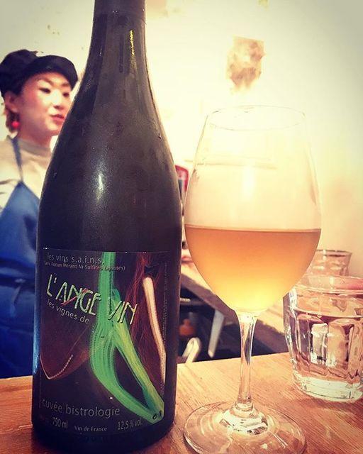 winyさんはInstagramを利用しています:「cuvée bistrologie 2013 / L'ange Vin (Jean Pierre Robinot) - Loire, France (Chenin Blanc) キュベ・ビストロジー 2013 / ランジュ・ヴァン(ジャン=ピエール・ロビーノ)-…」 (11345)
