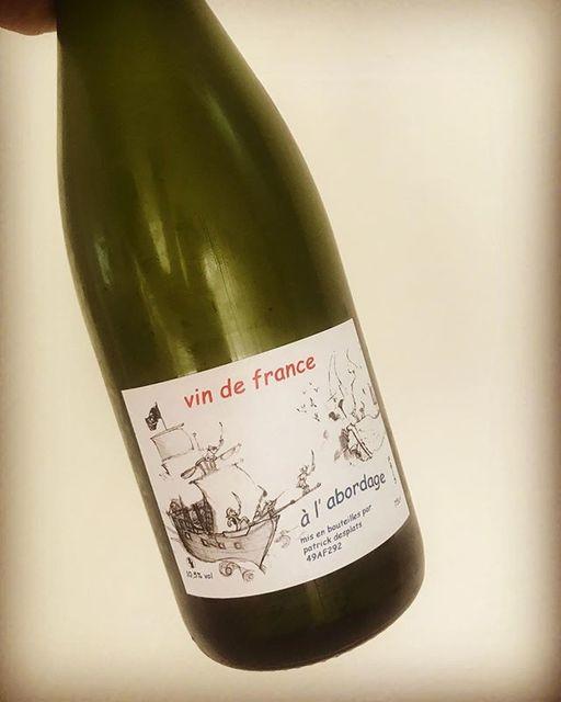 winyさんはInstagramを利用しています:「l'abordage 2015 / Patrick Desplats - Loire, France (Sauvignon Blanc, Chenin Blanc, Chardonnay) ラボルダージュ 2015 / パトリック・デプラ -…」 (11353)