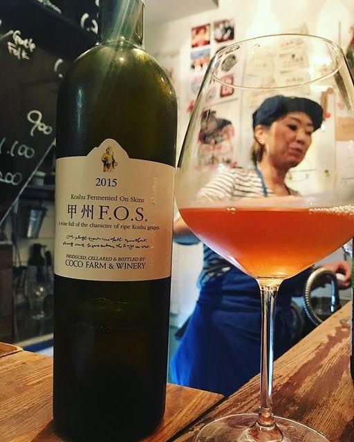 winyさんはInstagramを利用しています:「Koshu F.O.S. 2015 / Coco Farm & Winery - Tochigi, Japan (Koshu) 甲州 F.O.S. 2015 / ココファーム & ワイナリー - 日本、栃木(甲州) #winy #winytokyo #japan #日本…」 (11418)