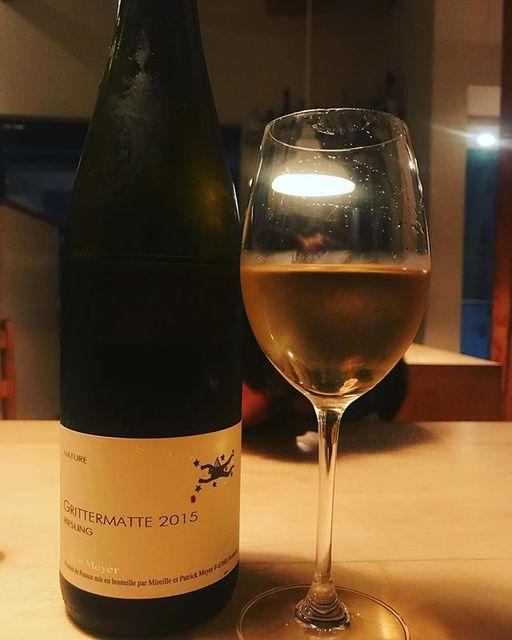 winyさんはInstagramを利用しています:「Grittermatte 2015 / Domaine Julien Meyer (Patrick Meyer) - Alsace, France (Riesling) グリッテルマット 2015 / ドメーヌ・ジュリアン・メイエー(パトリック・メイエー)-…」 (11444)