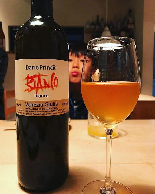 winyさんはInstagramを利用しています:「Vino Bianco 2015 / Dario Princic - Friuli-Venezia Giulia, Italy (Chardonnay 45%, Sauvignon 35%, Pinot Grigio 20%) ヴィーノ・ビアンコ 2015 /…」 (11448)