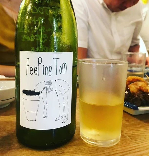 winyさんはInstagramを利用しています:「PeePing Tom 2013 / Lammershoek x African Brothers - Swartland, South Africa (Chardonnay 37%, Chenin Blanc 28%, Clairette Blanche 19%,…」 (11635)