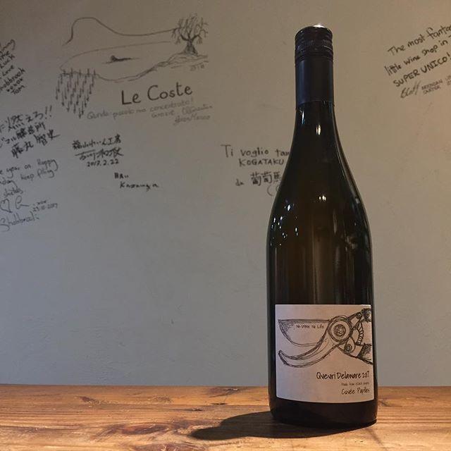 Takuro KogaさんはInstagramを利用しています:「【新入荷ワインのご紹介②】 正直、ヤラレました。。 今年飲んだ白ワインの中でも五指に入る美味しさ! 大阪の島之内フジマル醸造所から届いた、 キュヴェパピーユ デラウェア甕仕込み2017。 大阪産、自社畑のデラウェアを、 ジョージアから輸入したクヴェブリで熟成。…」 (11641)