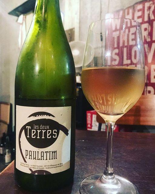 winyさんはInstagramを利用しています:「Paulatime 2016 / Domaine Les Deux Terres (Manu Cunin & Vincent Fargier) - Rhone, France (Chardonnay) ポラティム 2016 /…」 (11763)