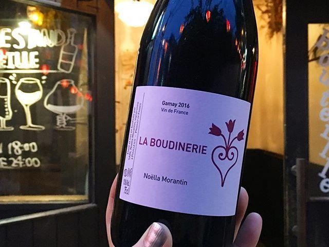 WINE STAND BouteilleさんはInstagramを利用しています:「9/13 木曜日Openしておりました!  あげたと思ってたら上がってなかった… 1回転して暇でございます😅  本日もお待ちしてまーす!  La Boudinerie'16/Noella Morantin France,Loire Gamey  ノエラモランタン…」 (12132)