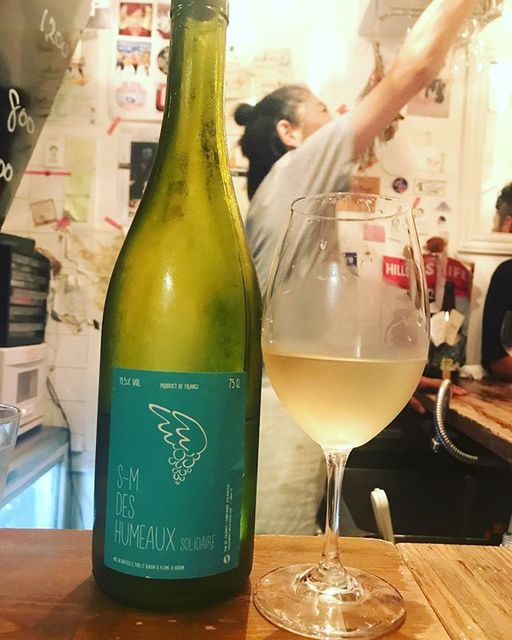 "winy on Instagram: ""S-M des Humeaux 2017 / Le Raisin a Plume (Jacques Fevrier) - Loire, France (Sauvignon Blanc) S-M デ・ユモー 2017 / ル・レザン・ア・プリュム(ジャック・フェヴリエ)-…"" (12490)"