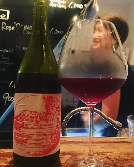 "winy on Instagram: ""Sakurajima 2016 / Domaine Saurigny (Jerome Saurigny) - Loire, France (Various grapes) 桜島 2016 / ドメーヌ・ソリニー(ジェローム・ソリニー)- フランス、ロワール(N/A)…"" (12538)"