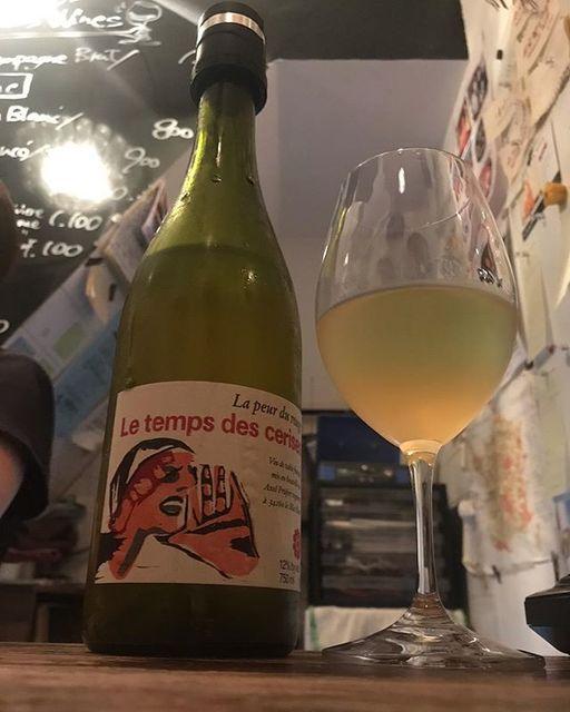 winyさんはInstagramを利用しています:「La peur du rouge 2016 / Le Temps des Cerises (Axel Prufer) - Languedoc, France (#Chardonnay) ラ・プール・デュ・ルージュ 2016 / ル・トン・デ・スリーズ(アクセル・プリュファー)-…」 (12567)
