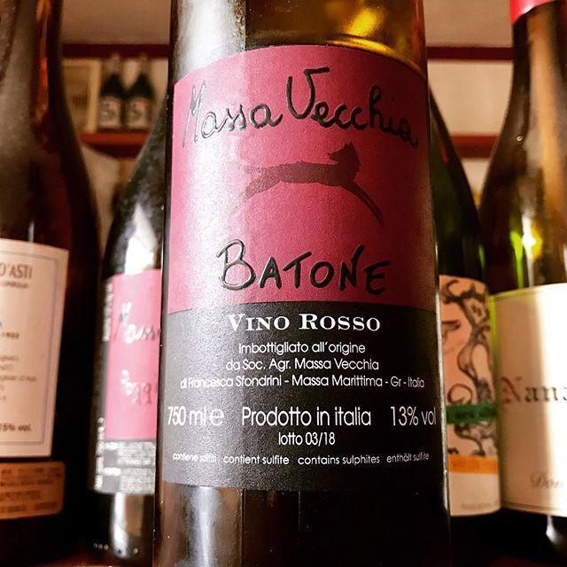 nadja1963さんはInstagramを利用しています:「バトーネ。白葡萄も混植のフィールドブレンドの古木畑。このクラスでも十分なのはみなさんご存知ですね♡#massavecchia '16#塚口ワイン#阪急塚口」 (12631)