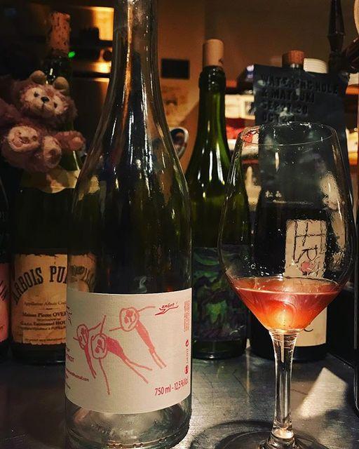 winyさんはInstagramを利用しています:「Rose Trois Bonhommes 2017 / Marie et Vincent Tricot - #auvergne #france (#PinotNoir ) ロゼ・トワ・ボンノム 2017 / マリー・エ・ヴァンサン・トリコ - #フランス…」 (12655)