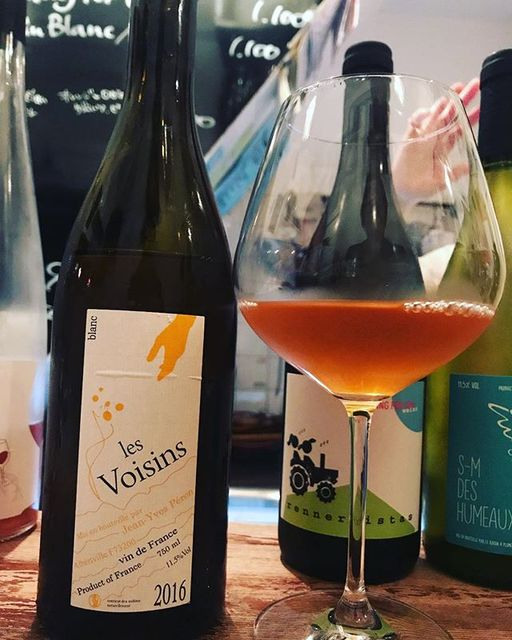 """winy.tokyo on Instagram: """"Les Voisins Blanc 2016 / Jean-Yves Peron - #Savoie, #France (#Riesling) レ・ヴォワザン・ブラン2016 / ジャン・イヴ・ペロン - #フランス、#サヴォワ(#リースリング)  #winytokyo…"""" (13119)"""