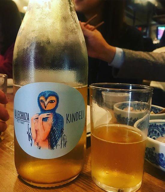"winy.tokyo on Instagram: ""Kindeli Le Lechuza Pet Nat 2017 / DON & Kindeli Wines (Alex Craighead) - Nelson, New Zealand (Riesling) キンデリ・ラ・レチェーザ・ペット・ナット 2017 /…"" (13166)"