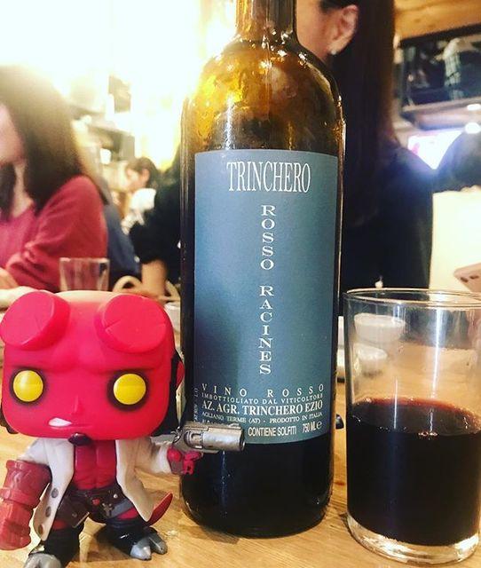 "winy.tokyo on Instagram: ""Rosso Racines 2013 / Trinchero (Enzo Trinchero) - #Piemonte, #Italy (#Barbera) ロッソ・ラシーヌ 2013 / トリンケロ(エツィオ・トリンケロ)- #イタリア、#ピエモンテ(#バルベーラ)…"" (13176)"