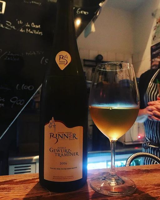 """winy.tokyo on Instagram: """"Gewurtztraminer 2016 / Christian Binner - #Alsace, #France (Gewurtztraminer) ゲヴェルツトラミネール 2016 / クリスチャン・ビネール - #フランス、#アルザス(#ゲヴェルツトラミネール)…"""" (13189)"""