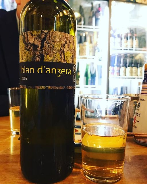 "winy.tokyo on Instagram: ""Blan d'Angera 2016 / Jordi Llorens - #Catalonia, #Spain (#Grenache, #CabernetSauvignon, #Syrah, #Bobal) ブラン・ダンジェラ 2016 / ジョルディ・ロレンス -…"" (13375)"