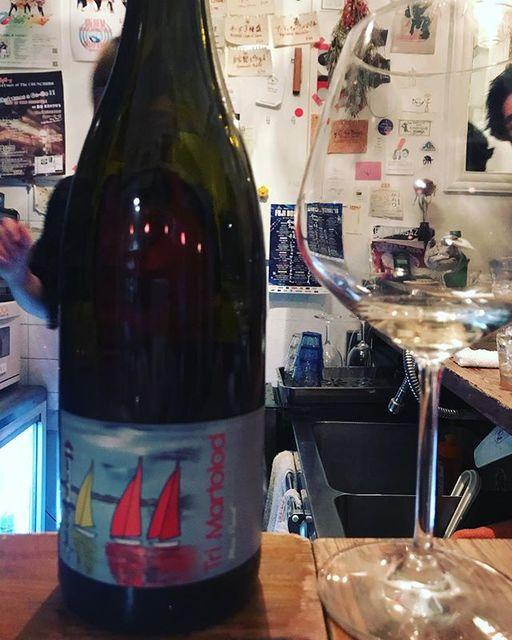 "winy.tokyo on Instagram: ""Tri Martolod NV / Marc Pesnot - #Loire, #France (#MelondeBourgogne) トリ・マルトロード NV / マルク・ペノ - #フランス、#ロワール(#ムロンドブルゴーニュ) #winytokyo #vinnature…"" (13407)"