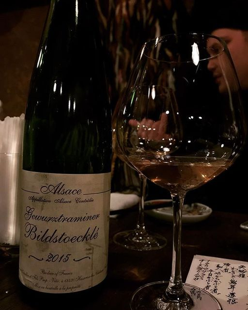 "winy.tokyo on Instagram: ""Gewurztraminer Bildstœcklé 2015 / Gerard Schueller (Bruno Schueller) - #Alsace, #France (#Gewurtztraminer) ゲヴェルツトラミネール・ビルドストュックレ 2015 /…"" (13474)"
