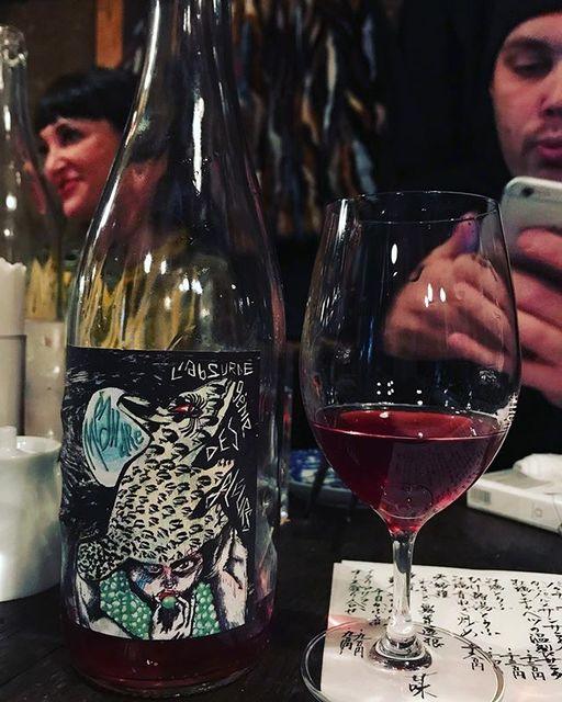 "winy.tokyo on Instagram: ""Meandre 2016 / L'absurde Genie des Fleurs (Tom Gautier) - #Languedoc, #France (#Carignan) #winytokyo #vinnature #vinnaturel #ヴァンナチュール…"" (13543)"