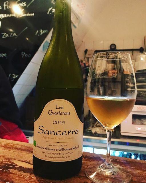 "winy.tokyo on Instagram: ""Sancerre Les Quarterons 2015 / Sebastien Riffault - #Loire, #France (#SauvignonBlanc) サンセール・レ・カルトロン 2015 / セバスチャン・リフォー -…"" (13673)"