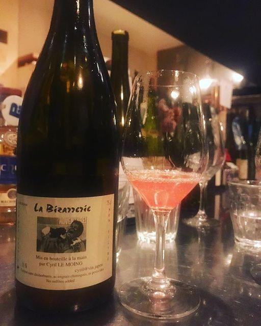 "winy.tokyo on Instagram: ""La Bizarrerie 2016 / Cyril Le Moing - #Loire, #France (#CheninBlanc 60%, #Chardonnay 30%, #GrolleauNoir 10%) ラ・ビザルリ 2016 / シリル・ル・モワン -…"" (13740)"