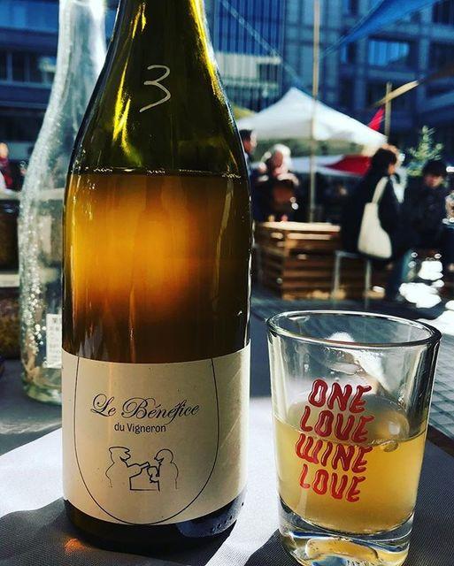 "winy.tokyo on Instagram: ""Le Benefice du Vigneron 2015 / Domaine Thuronis (Alexandre Coulange) - #Languedoc, #France (#Cheninblanc) ル・ベネフィス・デュ・ヴィニュロン 2015 /…"" (13744)"