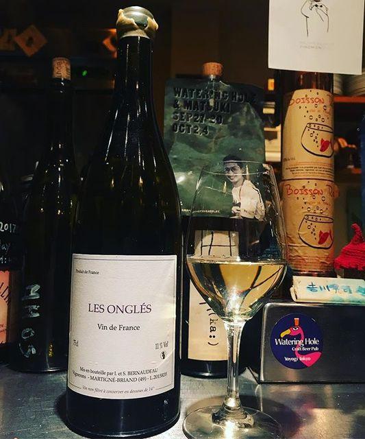 "winy.tokyo on Instagram: ""Les Onglés 2015 / Stéphane Bernaudeau - #Loire, #France (#CheninBlanc) レ・ゾングレ 2015 / ステファン・ベルノドー - #フランス、#ロワール(#シュナンブラン) #winytokyo…"" (13959)"