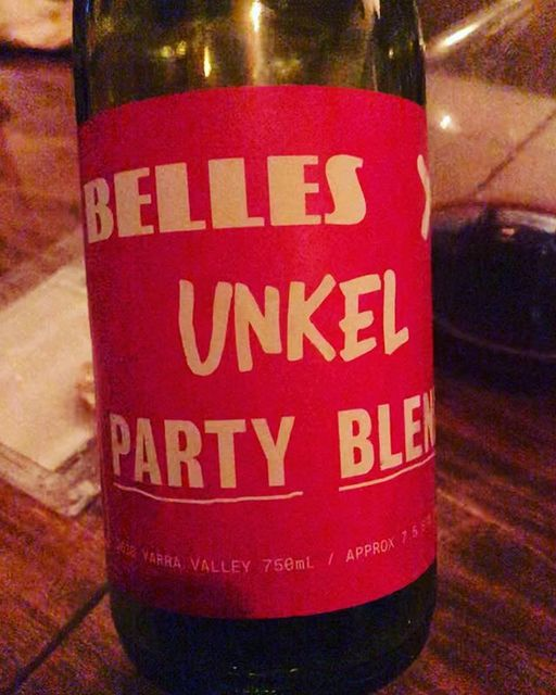 "winy.tokyo on Instagram: ""Belles x Unkel Party Blend / Unkel Wines (Rob Burley) - #Victoria, Australia (N.A.) ベルズ x アンケル・ワインズ・パーティー・ブレンド / アンケル・ワインズ(ロブ・バーレィ)-…"" (14229)"