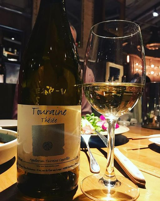 "winy.tokyo on Instagram: ""Touraine Thesee 2017 / Pierre-Olivier Bonhomme - #Loire, #France (#SauvignonBlanc) トゥーレーヌ・テゼ 2017 / ピエール・オリヴィエ・ボノーム -…"" (14260)"