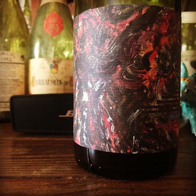 "nadja1963 on Instagram: ""ジャンレーヌはA.ブルトンとも接触してるのでした。 ピノにアレが入ってビーフステーキ♡ 今宵もどうぞ☆ #明日5日火曜通常定休日19時オープンします❗️ #adamcontrelebeefsteack  #jeanraine 1977 #winebarnadja…"" (14416)"