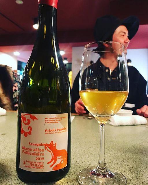 "winy.tokyo on Instagram: ""Savagnin Macération Pelliculaire 2015 / Domaine Bornard (Philippe Bornard) - #Jura, #France (#Savagnin) サヴァニャン マセラシオン・ペリキュレール 2015 /…"" (14495)"