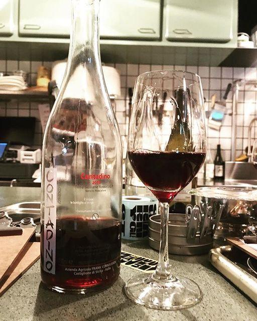 "winy.tokyo on Instagram: ""Rosso del Contadino 2016 / Frank Cornelissen - #Sicilia, #Italy (#NerelloMascalese, others) ロッソ・デル・コンタディーノ 2016 / フランク・コーネリッセン -…"" (14517)"