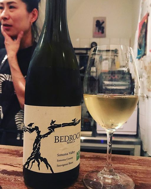 "winy.tokyo on Instagram: ""Sauvignon Blanc Sonoma Valley 2017 /  Bedrock Wine Co. (Morgan Twain Peterson) - #California, #USA (#SauvignonBlanc) ソーヴィニョン・ブラン・ソノマ・ヴァレー…"" (14834)"