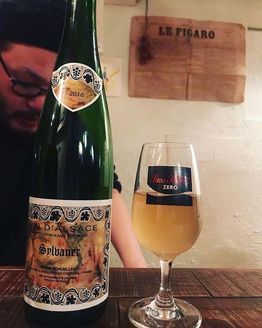 "winy.tokyo on Instagram: ""Silvaner 2016 / Gérard Schueller (Bruno Schueller) - #Alsace, #France (#Silvaner) シルヴァネール 2016 / ジェラール・シュレール(ブルーノ・シュレール)-…"" (15122)"